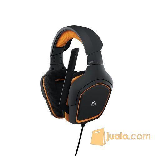 Logitech G231 Prodigy - Gaming Headset (7874367) di Kota Jakarta Barat