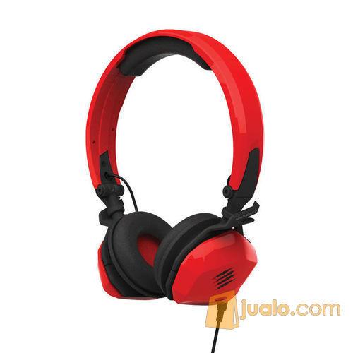 Mad Catz F.R.E.Q.M Wired Headset Red (7874953) di Kota Jakarta Barat