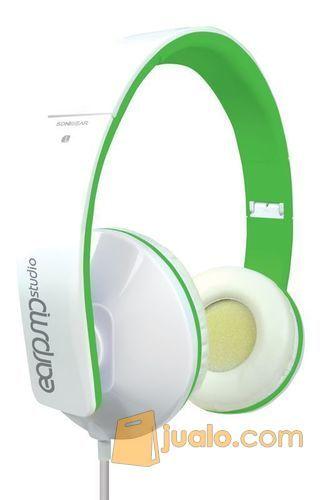 Sonicgear Earpump Studio White Green (7875293) di Kota Jakarta Barat