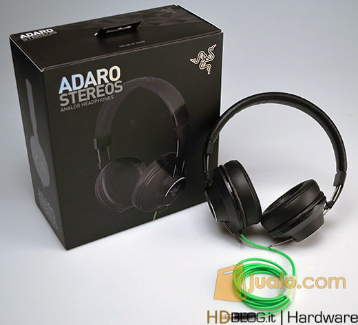 Razer Adaro Stereo - analog headphone (7876383) di Kota Jakarta Barat
