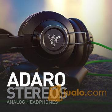 Razer Adaro Stereo - analog headphone (7876395) di Kota Jakarta Barat