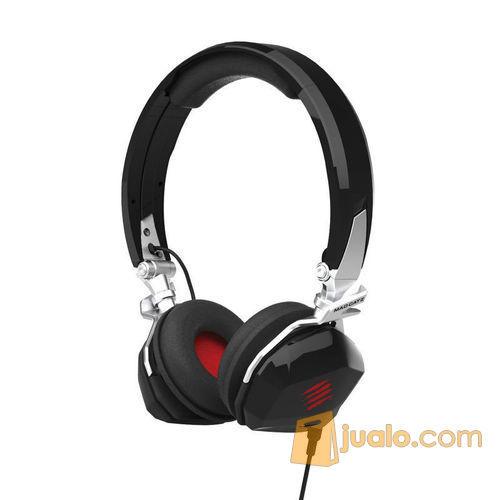 Mad Catz F.R.E.Q.M Wired Headset Gloss Black (7876559) di Kota Jakarta Barat