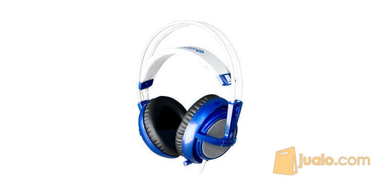 Steelseries Siberia Full-size Headset V2 Blue (7877003) di Kota Jakarta Barat