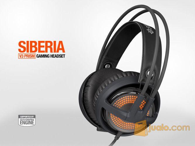 Steelseries Siberia V3 Prism Gaming Headset (7878353) di Kota Jakarta Barat