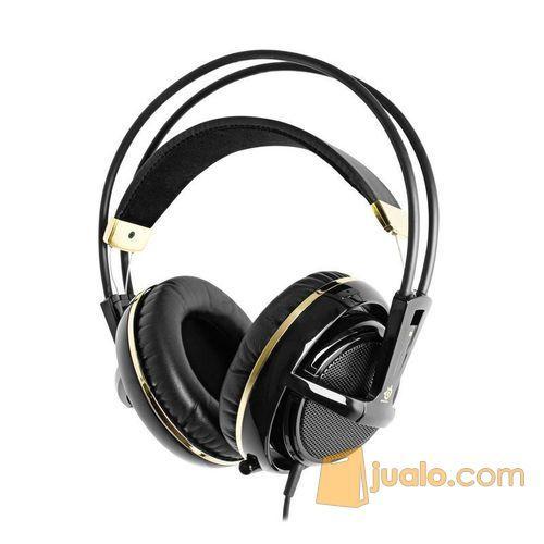 Steelseries Siberia Full-size Headset V2 Black Gold (7878877) di Kota Jakarta Barat