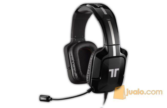 Univ Tritton 720+DH Headset EU Black (7880029) di Kota Jakarta Barat