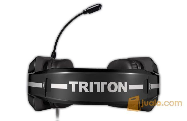 Univ Tritton 720+DH Headset EU Black (7880041) di Kota Jakarta Barat