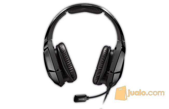 Univ Tritton 720+DH Headset EU Black (7880043) di Kota Jakarta Barat
