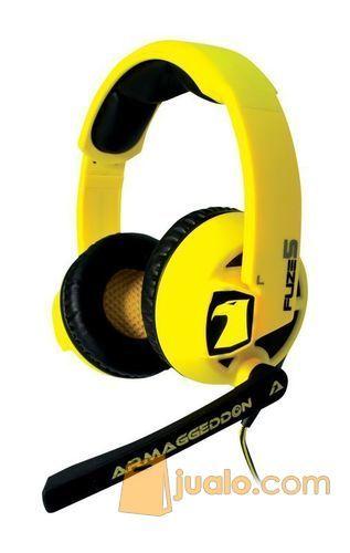 Armaggeddon Fuze 5 Yellow Black (7880151) di Kota Jakarta Barat