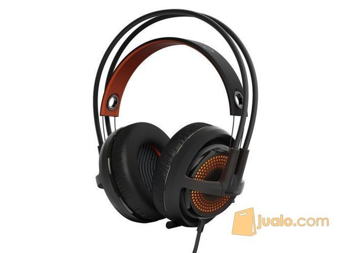 Steelseries Siberia 350 Gaming Headset Black (7880405) di Kota Jakarta Barat