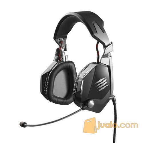 PC MCZ F.R.E.Q.7 Headset Mattle Black (7882439) di Kota Jakarta Barat