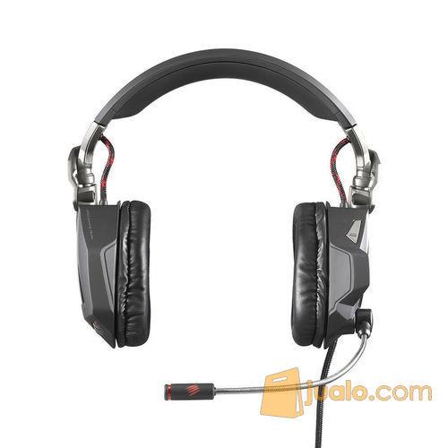 PC MCZ F.R.E.Q.7 Headset Mattle Black (7882453) di Kota Jakarta Barat