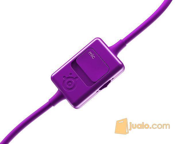 SteelSeries Siberia 200 Purple (7882771) di Kota Jakarta Barat