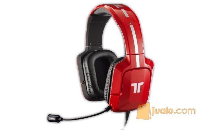 Univ Tritton 720+DH Headset EU Red (7883245) di Kota Jakarta Barat