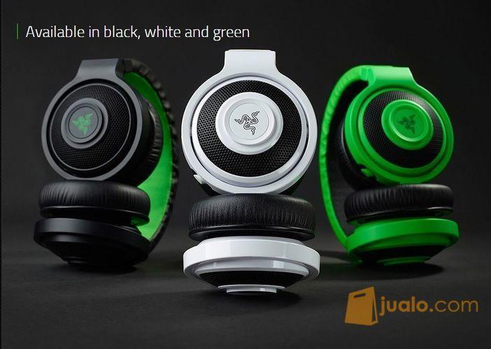 Razer Kraken Pro gaming & music headset Green (7884197) di Kota Jakarta Barat