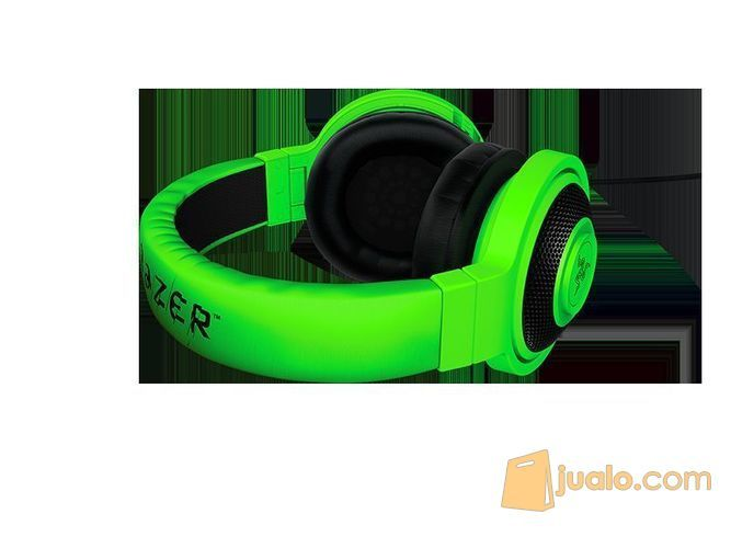 Razer Kraken Pro gaming & music headset Green (7884199) di Kota Jakarta Barat