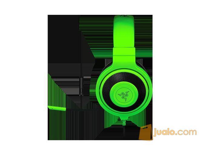 Razer Kraken Pro gaming & music headset Green (7884201) di Kota Jakarta Barat