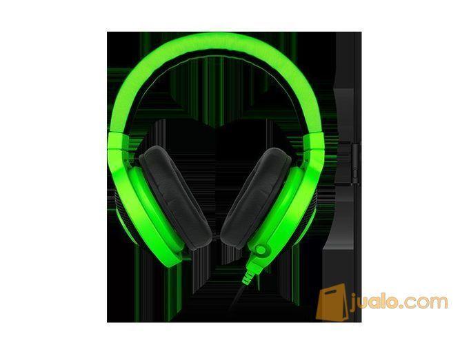 Razer Kraken Pro gaming & music headset Green (7884203) di Kota Jakarta Barat