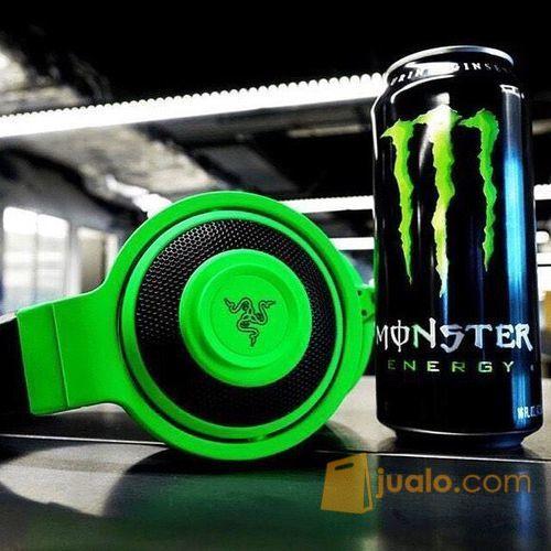 Razer Kraken Pro gaming & music headset Green (7884207) di Kota Jakarta Barat