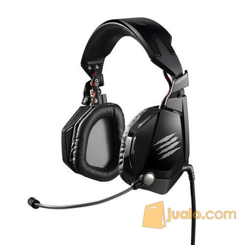 PC MCZ F.R.E.Q.7 Headset Gloss Black (7885143) di Kota Jakarta Barat