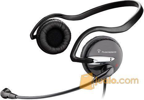 Plantronics Audio 345 Headset (7885453) di Kota Jakarta Barat