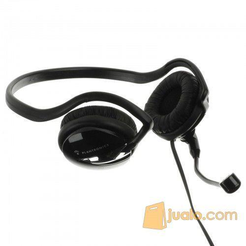 Plantronics Audio 345 Headset (7885455) di Kota Jakarta Barat