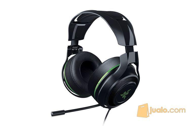 Razer ManO'war - 7.1 Analog / Digital Gaming Headset Green (7885525) di Kota Jakarta Barat