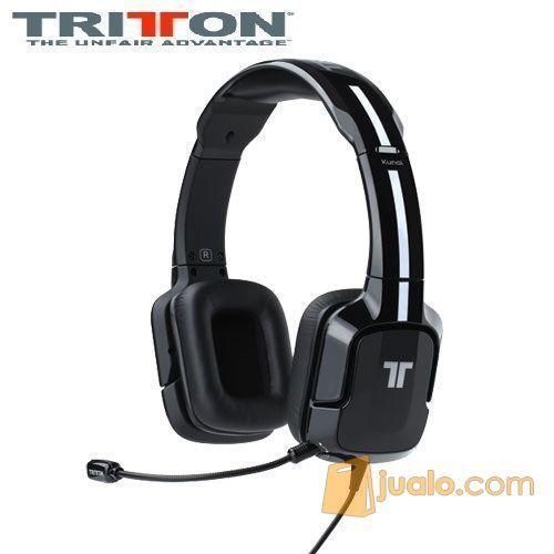 Univ Kunai Stereo Gaming Headset Black (7886147) di Kota Jakarta Barat