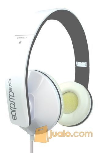 Sonicgear Earpump Studio White Grey (7887669) di Kota Jakarta Barat