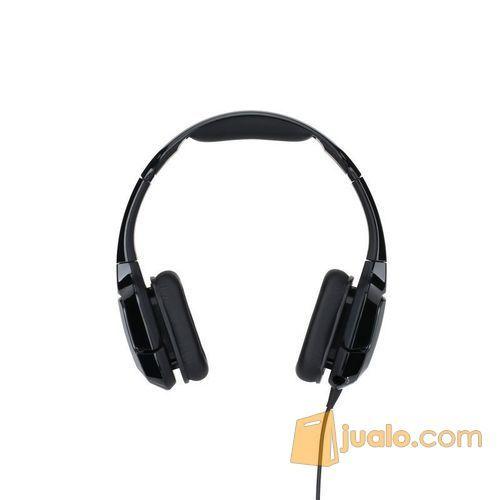 Wii U Tritton Kunai Stereo Headset Black (7889309) di Kota Jakarta Barat