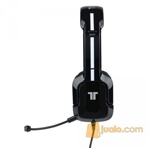 Wii U Tritton Kunai Stereo Headset Black (7889317) di Kota Jakarta Barat