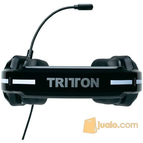 Wii U Tritton Kunai Stereo Headset Black (7889321) di Kota Jakarta Barat