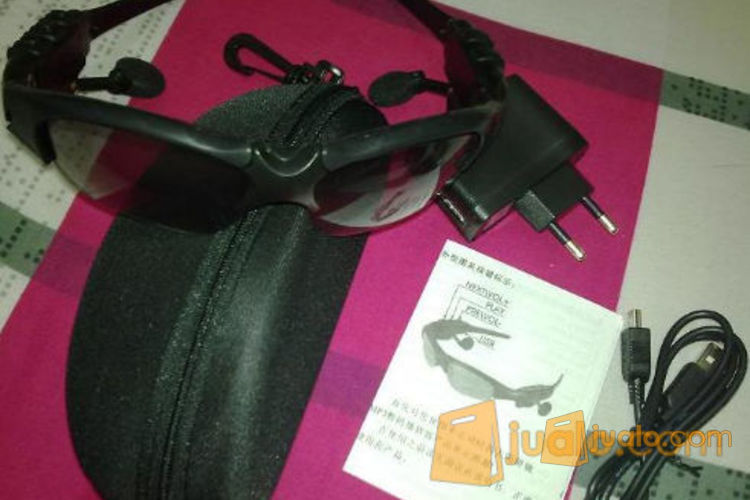 mp3 kacamata, memory 2Giga (790348) di Kota Jakarta Selatan