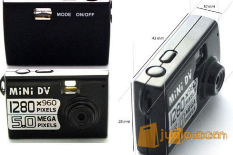 kamera spycam miniDv kotak (790384) di Kota Jakarta Pusat