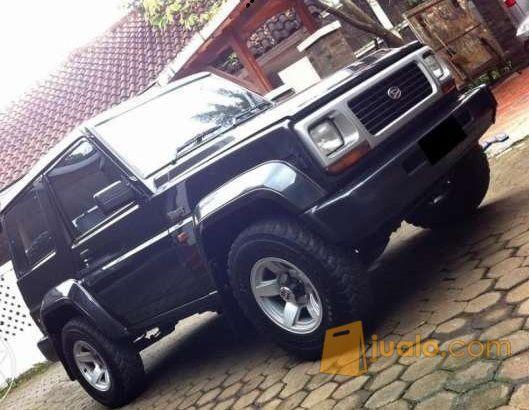 Daihatsu Taft Rocky Independent 4x4 Thn 1997   Kab. Kaur ...