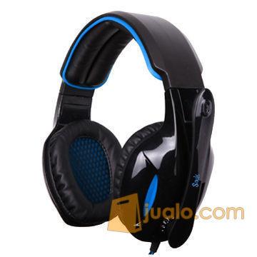 Sades Headset Snuk SA-902 7.1 Surround Gaming (7980287) di Kota Jakarta Barat