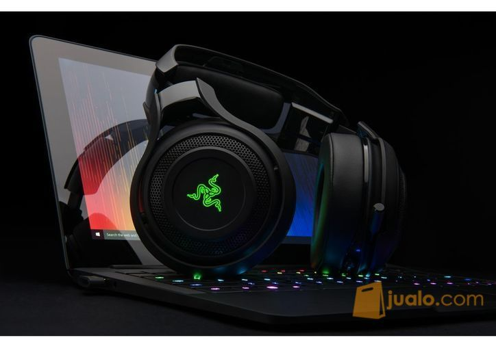 Razer Headset ManOwar 7.1 Black (7980413) di Kota Jakarta Barat