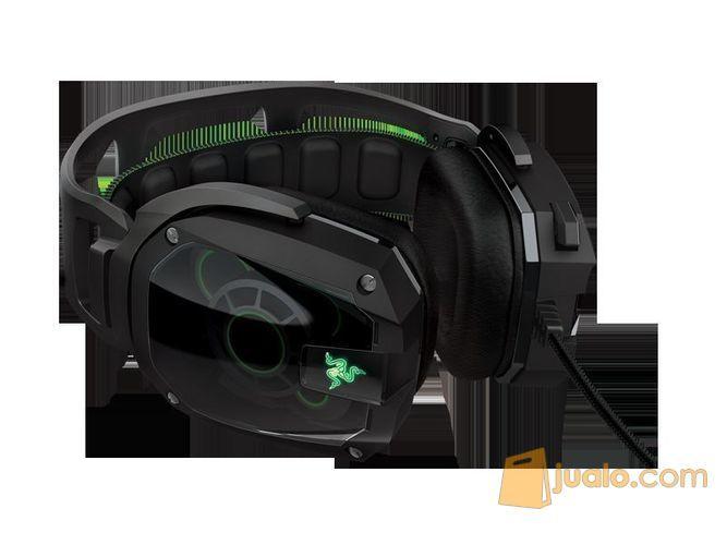 Razer Tiamat 7.1 Elite 7.1 Surround Sound Analog Gaming Headset (7980781) di Kota Jakarta Barat