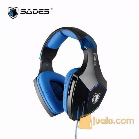 Sades Headset Spellond Plus SA - 910S (7980993) di Kota Jakarta Barat