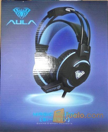 Aula Headset Gaming G91V Magic Pupil (7981767) di Kota Jakarta Barat