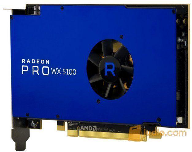 AMD Radeon Pro WX 5100 8GB DDR5 (7981823) di Kota Jakarta Barat
