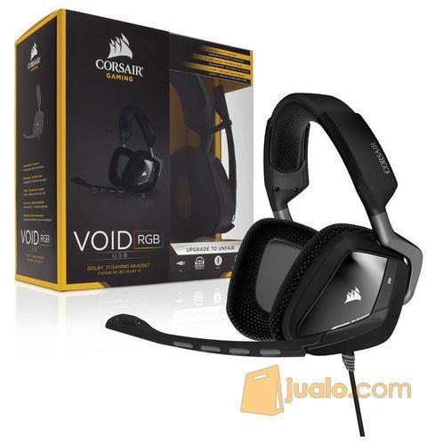 Corsair Headset Void (USB) CA-9011130-AP (7982825) di Kota Jakarta Barat