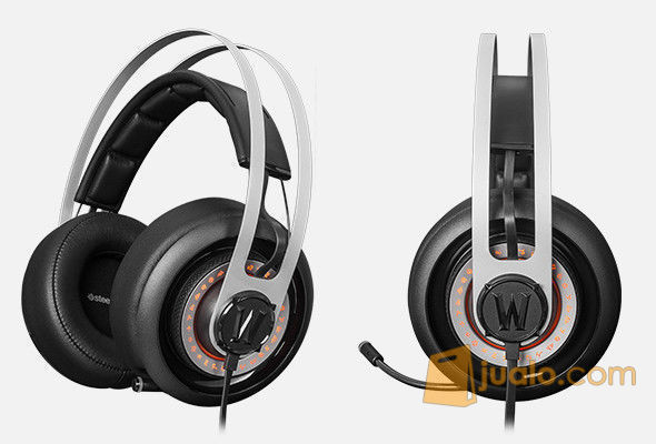 Steelseries Siberia Elite World of Warcraft Edition Headset (7983411) di Kota Jakarta Barat