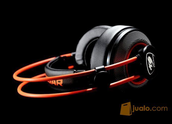 Cougar Gaming Headset Immersa - Impressive Sound Quality (7985033) di Kota Jakarta Barat