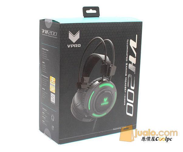 VPRO Headset VH200 Gaming (7985273) di Kota Jakarta Barat