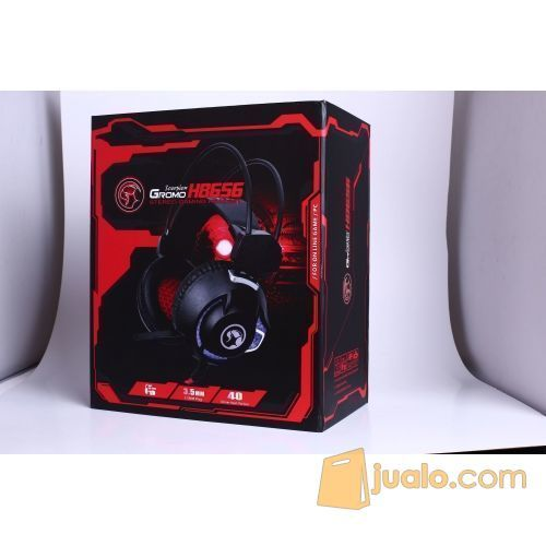 MARVO headset H8656 Gromo Scorpion (7985627) di Kota Jakarta Barat