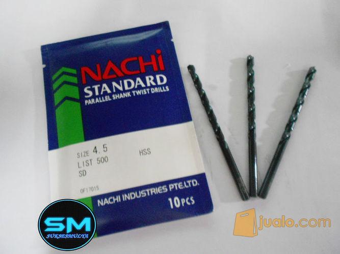 Mata Bor Besi Nachi 4.5mm (8081841) di Kota Magelang