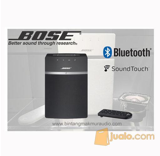 Speaker Bose SoundTouch 10 Wireless Music System (8110141) di Kota Medan