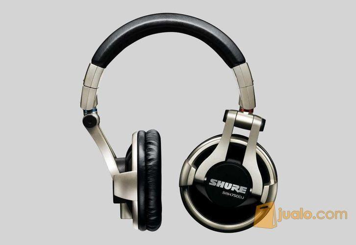 Headphone Shure Srh750 DJ (8111433) di Kota Medan