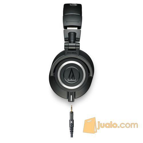 Audio Technica ATH-M50X BLACK (8180285) di Kota Jakarta Barat